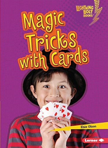 Magic Tricks with Cards (Lightning Bolt Books ™ — Magic Tricks) (English Edition)