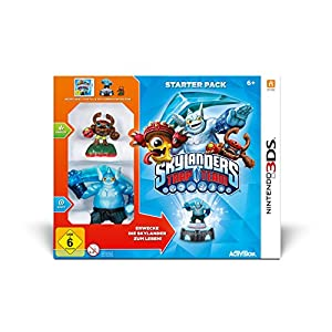 Skylanders: Trap Team – Starter Pack – Standard Edition – [Nintendo 3DS]