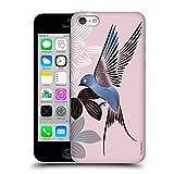 Head Case Designs Offizielle Turnowsky Blauer Vogel Tiere 2 Ruckseite Hülle für iPhone 5c