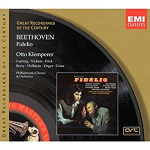 Great Recordings Of The Century - Beethoven (Fidelio)
