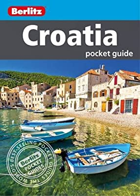 Berlitz Croatia Pocket Guide (Travel Guide) (Berlitz Pocket Guides)