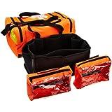 Primacare - Mochila de primeros auxilios, color naranja