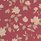 Cheapest Graham & Brown Wallpaper Collection Amy Botanica Non-Woven Wallpaper, 32 - 476 on