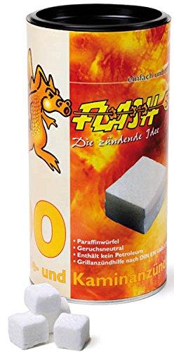 Boomex Flash Anznder Kaminanznder 100 Wrfel