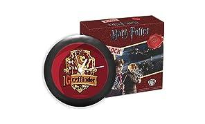Mc Sid Razz Official Harry Potter - Gryffindor No 1 Table/Wall Clock, GiftDiwali Gift/Return Gift Licensed by Warner Bros, USA