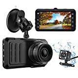 Best Car Video Cameras - Dash Cam 1296P FHD 3'' LCD Screen Car Review