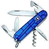 Victorinox 1.3603.T2 Couteau 8 P Translucide Bleu...
