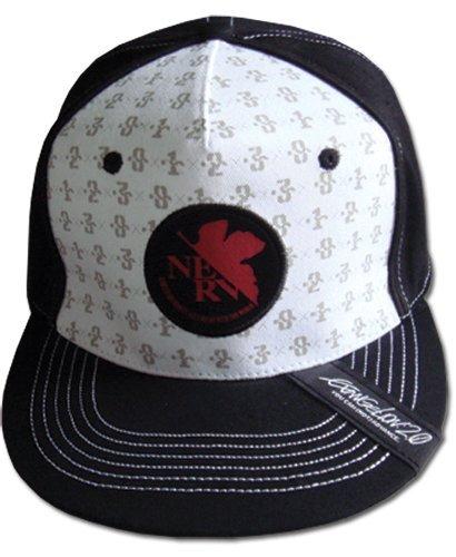 evangelion-new-movie-mech-pattern-fitted-baseball-cap