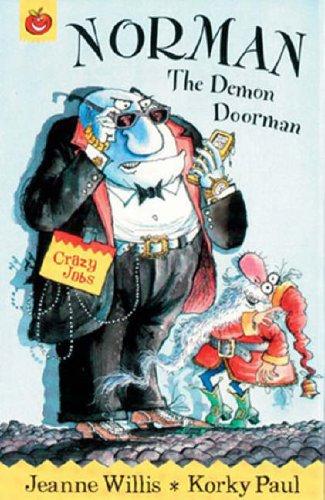 Norman the demon doorman