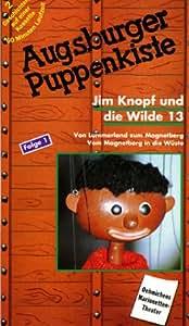 Augsburger Puppenkiste - Jim Knopf und die Wilde 13 - Folge 1 [VHS]