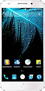 Swipe Elite Plus 4G (White, 16 GB) - Open Box