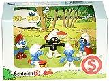 Schleich 41255 - Schlumpf Set 1960 - 1969