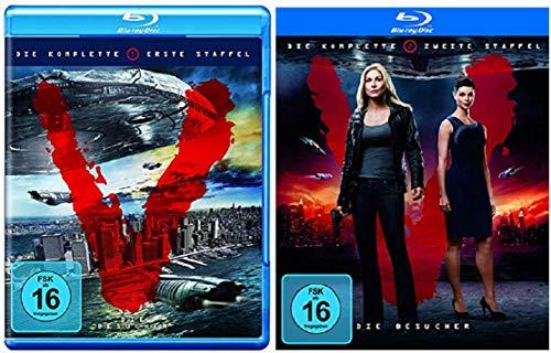 V - Die Besucher Staffel 1+2 Blu-ray Set gebraucht kaufen  Wird an jeden Ort in Deutschland