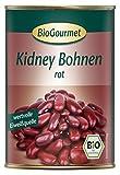 BioGourmet Kidney Bohnen, 6er Pack (6 x 400 g)