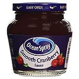 Ocean Spray Smooth Cranberry Sauce, 250g