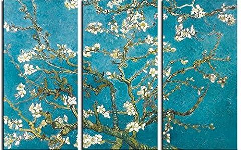 Toile Van Gogh - Vincent Van Gogh Poster Reproduction Sur Toile,