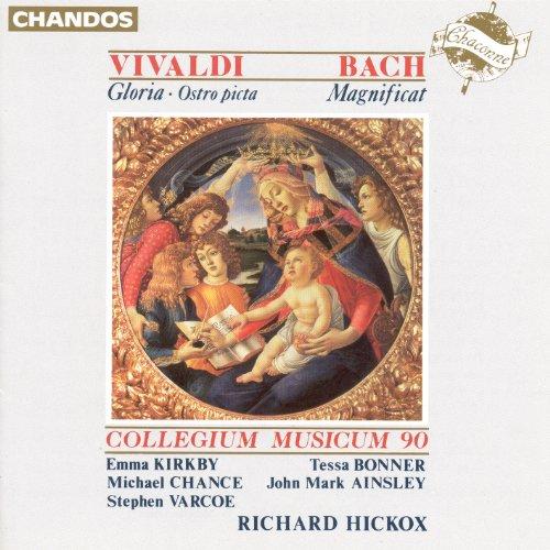 Gloria in D Major, RV 589: Duet: Laudamus te (Soprano 1, Soprano 2)