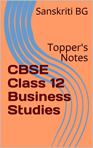 ss Studies : Topper's Notes (English Edition) (Cbse Class 12)