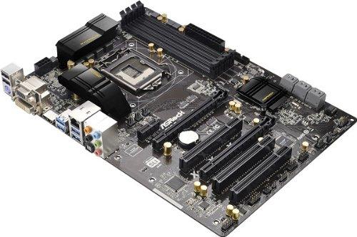 Asrock Z87 EXTREME3 1150 Mainboard Sockel LGA (ATX, Intel Z87, DDR3 Speicher, 6x SATA III, HDMI, DVI, 6x USB 3.0)