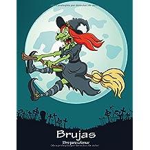Brujas libro para colorear 1: Volume 1