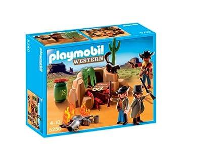 Escondite de los bandidos (5250) de Playmobil