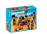 Playmobil - 5250 - Jeu de Construction - Repaire des Hors-La-Loi