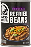 Taco Bell Refried Beans 16 oz (Pack of 12)