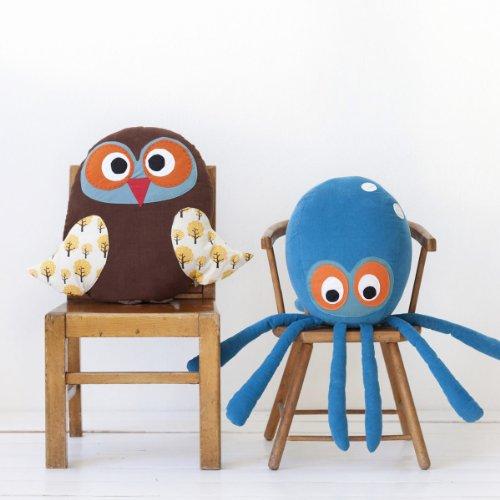 Owl Cushion - 2