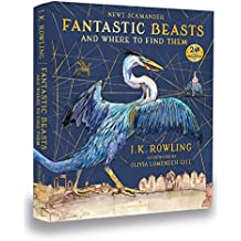 Fantastic Beasts and Where to Find Them/Illustr. Ed (Illustrated Edition)