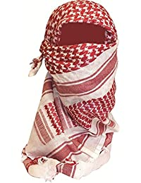 Mens Protective SAS Army Military Desert Tactical Neck Head Wrap Combat Sun Hat Scarf Shemagh