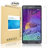 Galaxy Note 4 Tempered Glass Screen Protectors - Best Reviews Guide