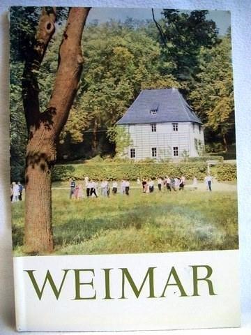 Bauhaus Weimar. Crafts of the Weimar Bau...