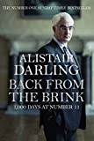 Back from the Brink: 1000 Days at Number 11 by Alistair Darling