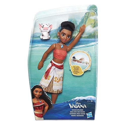 Disney Vaiana - C0153 - Nage avec Moi
