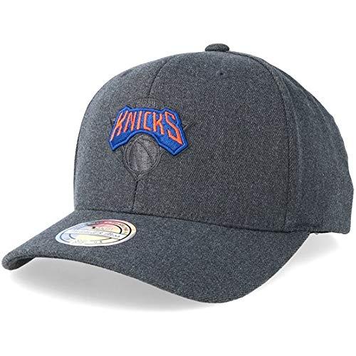 Mitchell & Ness New York Knicks Baseball Cap Decon - Grau - Einstellbar (Knicks Die New York)