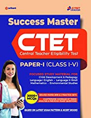 Success Master CTET Paper-I Class 1 to 5 2020