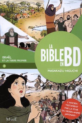 la-bible-en-bd-tome-2-israel-et-la-terre-promise