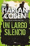 25. Un largo silencio (serie Myron Bolitar) -Harlan Coben : 2016