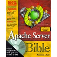 Apache Server Bible (Bible (Wiley)) by Mohammed J. Kabir (1998-10-30)