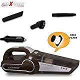 Allextreme Ae-Q8801A Portable Handheld Car Vacuum Cleaner With 4.5M Car Cigarette Lighter ,(4000Pa, 120W)
