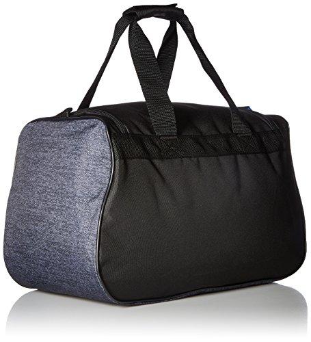 Adidas diablo piccola borsa, donna, Storm Grey, Taglia unica Black / Blue