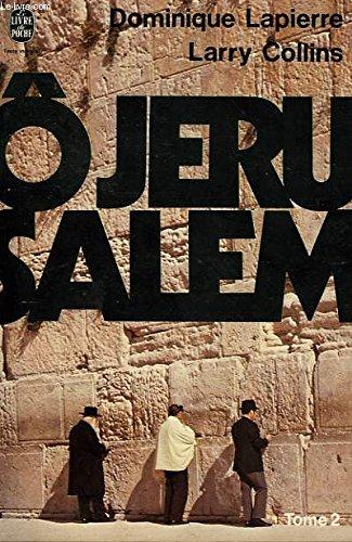 O jerusalem (tome 2)
