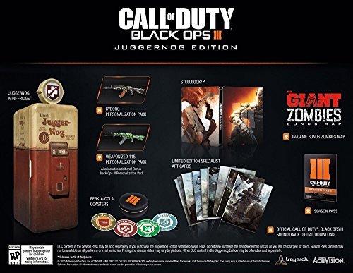 Call of Duty: Black Ops 3 Juggernog Edition Xbox One