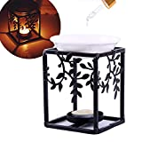 Best Aroma Incense Burners - Gaddrt 70ML Stainless Steel Oil Burner Candle Aromatherapy Review