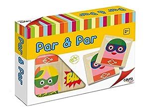 Cayro-8120 PAR & PAR (24 PZS), Multicolor (8120)