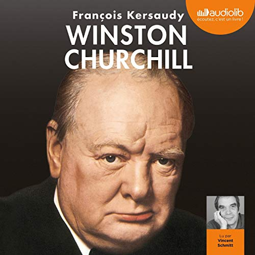 Winston Churchill par  Audiolib