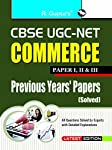 This comprehensive book is specially developed for the candidates of CBSE-UGC-NET - Commerce Exam. This book includes Previous Papers (Solved) for the purpose of practice of questions based on the latest pattern of the examination. Detailed Explanato...