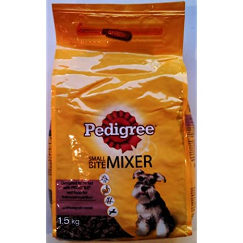 Pedigree piccolo morso Mixer 1.5kg