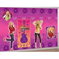 Hannah Montana Delux Party Scene Setter Decoration Kit by Party Bags 2 Go