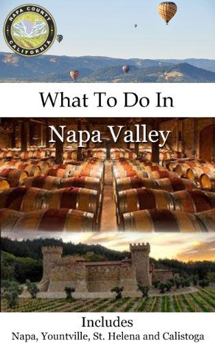 What To Do In Napa (English Edition)